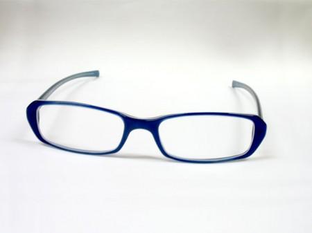 Óculos azuis